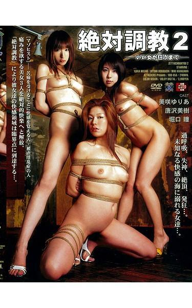 RBD-056  Absolute Obedience 2 -Until She Goes Crazy- Haya Hiragi ( Yuria Misaki) Hitomi Horiguchi Miki Karasawa ropes & ties bdsm training anal