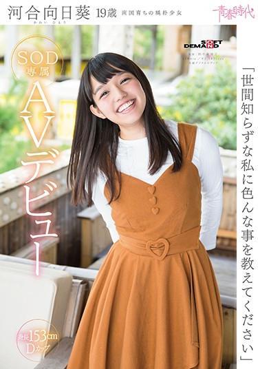 |SDAB-053|  「世間知らずな私に色んな事を教えてください」河合向日葵 19歳 SOD専属AVデビュー Himari Kawai beautiful tits youthful variety featured actress