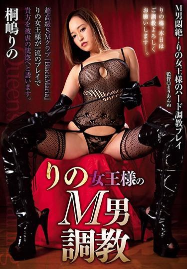 |AVSA-101| Queen Rino's Breaking In Of Masochistic Men –  Rino Kirishima bdsm featured actress training face sitting