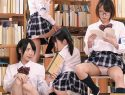 |HUNTA-868| Defenseless Upskirt Footage On Purpose? The Girls In The Library Committee I