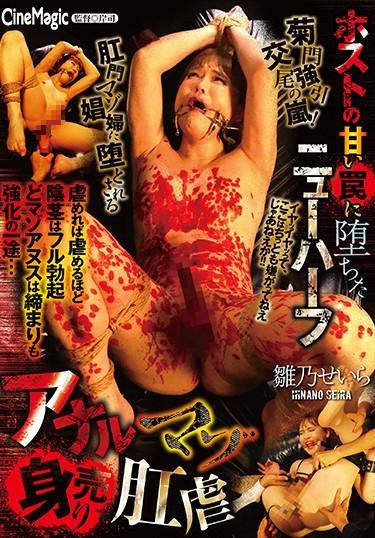|CMN-219| Innocent Transsexual Falls For A Naughty Playboy – Masochist Anal Training Seira Hinano Saira Hino bdsm shemale featured actress enema
