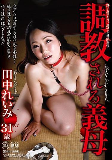  BRK-17  Breaking In A Stepmom  Reimi Tanaka mature woman milf married